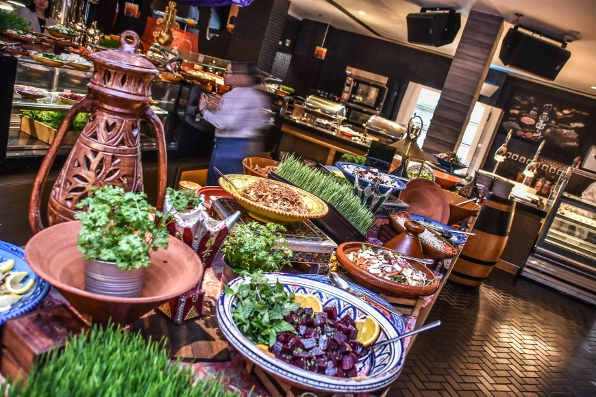 Bets Dubai Iftars for Ramadan 2018