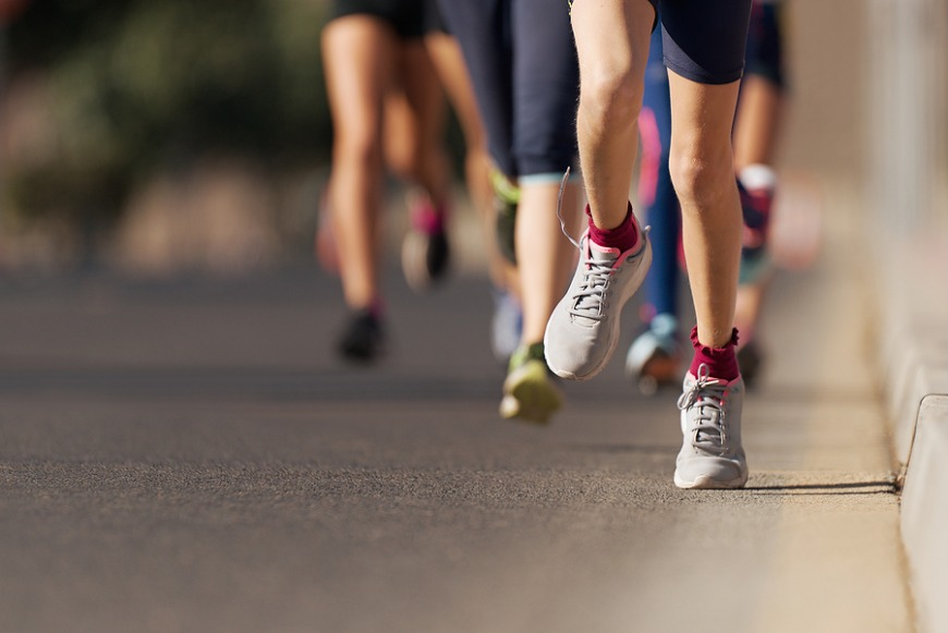 It can help with your marathon training
