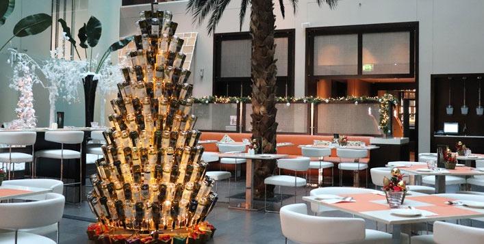 Best Christmas brunch in Dubai