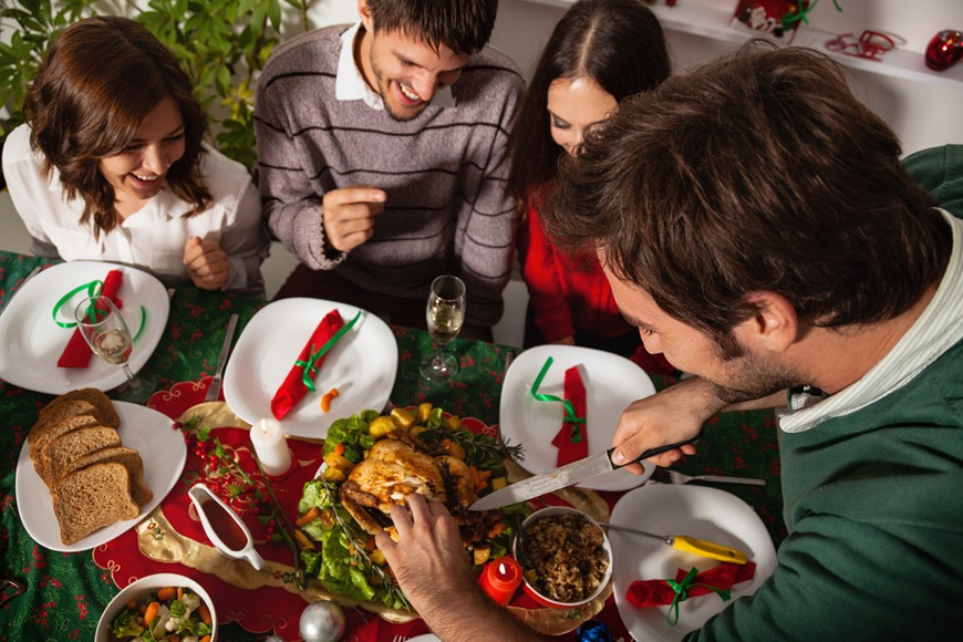 Best places in Dubai for Christmas turkeys