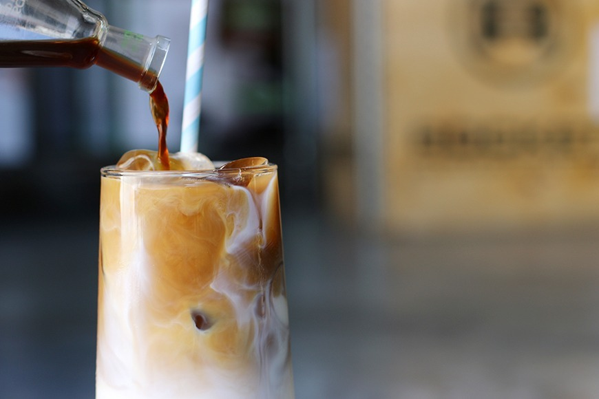 RAW Coffee Cold Brew