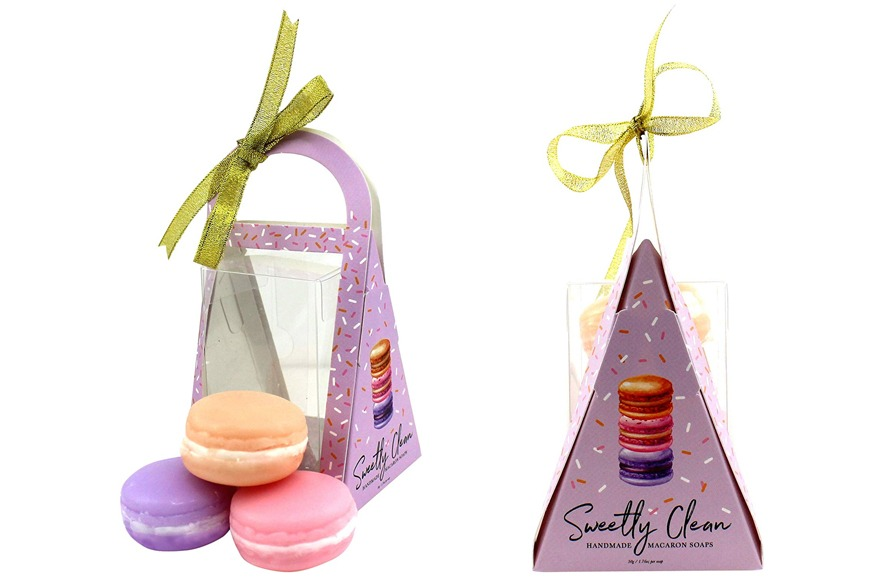 Macaron Handmade Soap Set