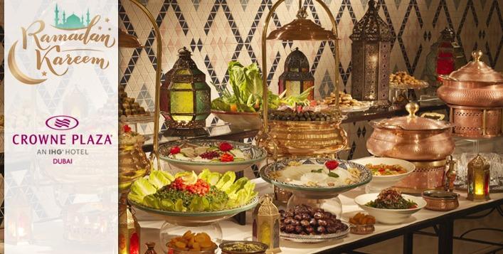 Best Ramadan iftar dinner in Dubai 2021