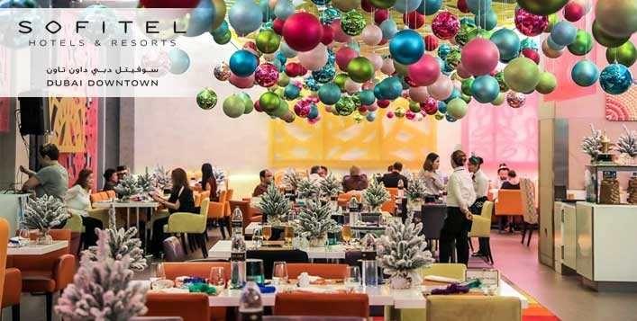 New Year's Eve buffet in Dubai 2020