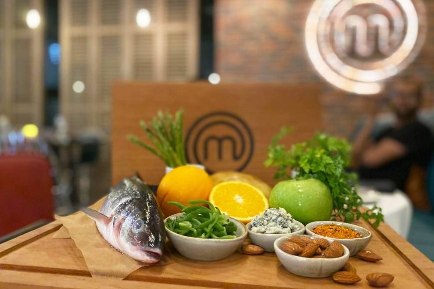 Masterchef Mystery Box