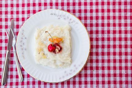 Güllaç: The Rosy Turkish Dessert Of Ramadan Tables