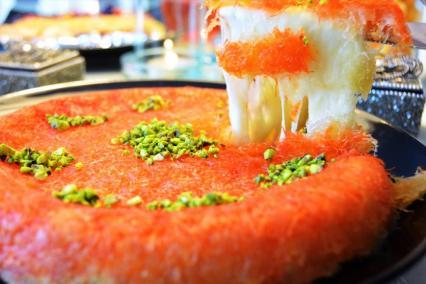Kunafeh recipe