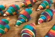 Rainbow croissants