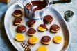 Recipe for homemade vegan jaffa cakes