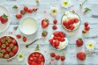 9 Ways to Get Your Strawberry and Cream Fix