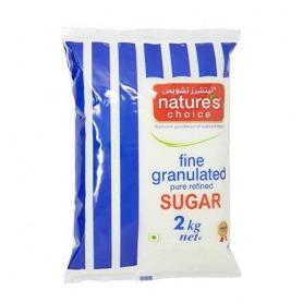 Nature's Choice Fine Granulated Sugar