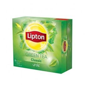 Lipton Classic Green Tea Bags