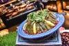 Iftar buffet at Le Meridien Dubai Hotel