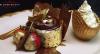 Golden phoenix cupcake Dubai