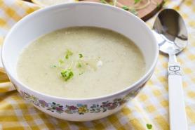 Potato Zucchini Soup
