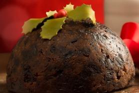 Jen's Christmas Pudding