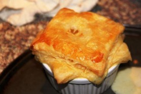 Easy Wee Chicken Pies