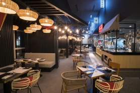 New Asian Street-Style Dining Experience in Dubai