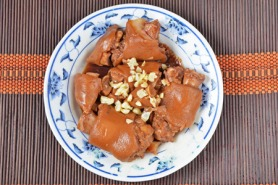 Braised Pork Leg
