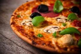GF Pizza Crust