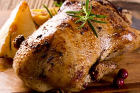 Tropical Roasted duck