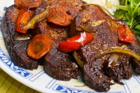 Spicy Beef Tongue