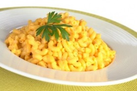Super simple Mac 'n cheese