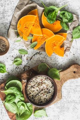 Health Benefits of the Halloween Pumpkin