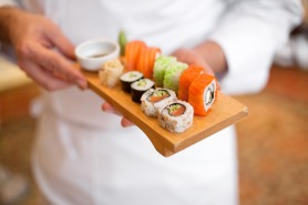 5 Top Places To Eat Sushi In Dubai