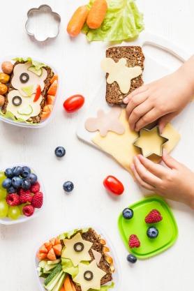 Lunchbox Sandwiches Fun Ideas
