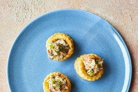 Nathan Outlaw's lobster vol au vents