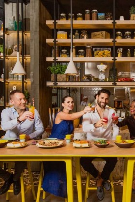 Welcome to Verso: Your Italian Trattoria in Abu Dhabi