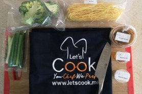Asiya From MamaBasic Reviews Let's Cook Meal Planning Service in Dubai