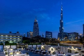 Celebrate New Year's Eve Under the Stars at Dusit Thani Dubai