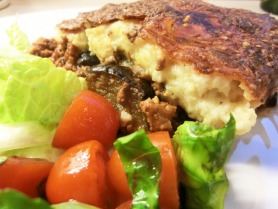 Creamy and Delicious Moussaka