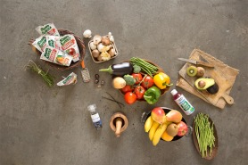 Farmbox grocery delivery service in UAE