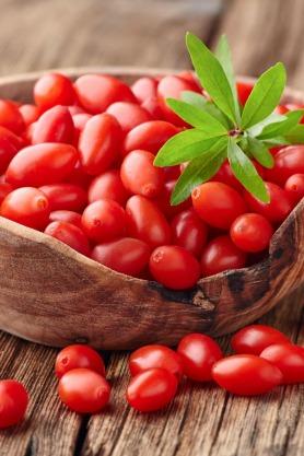 4 Health Reasons to Eat Fresh Goji Berries