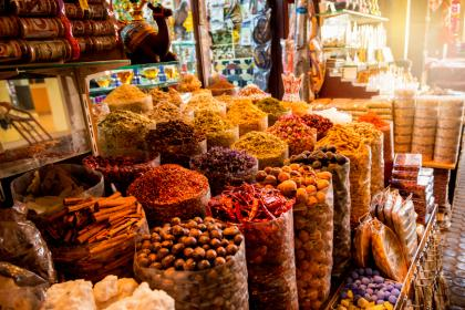 The World's Best Spice Market Is Right Here In Dubai