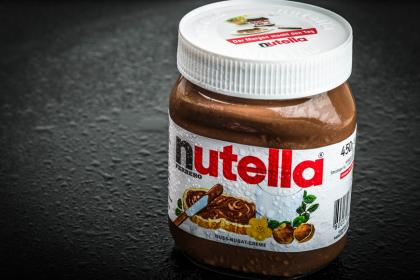 This Photo Shows The Real Ingredients In A Nutella Jar