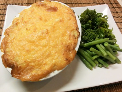 Individual Cottage Pies