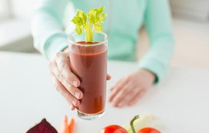 Savoury Tomato Celery Juice