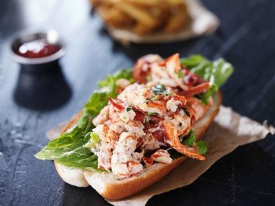Gluten-Free Lobster Rolls