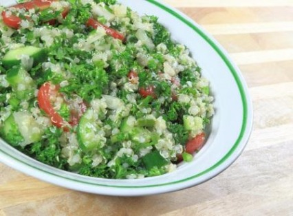 Tabouleh with a Twist