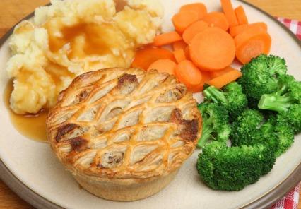 UAE Pie and Mash