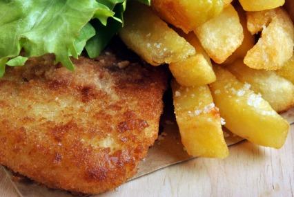 GF Fish n Chips