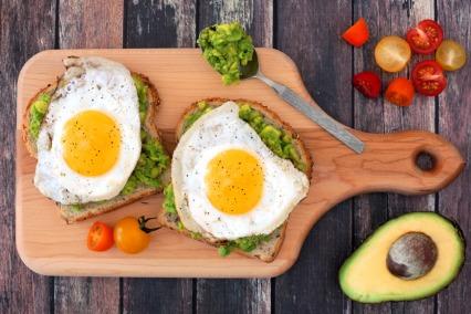 Breakfast Toast Ideas For Suhoor Meals