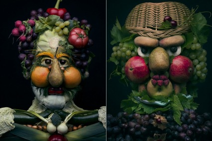 Polish Model Creates The Creepiest Food Structure You'll Ever See