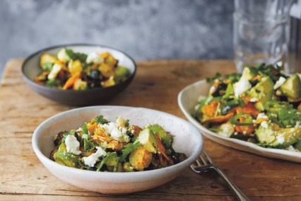 Claire Thomson's Spiced Roasted Courgette