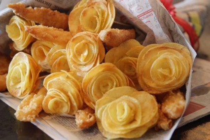 Fish And Chip Bouquet