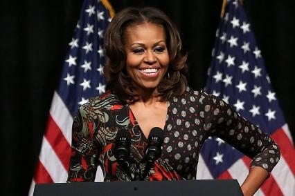 Michelle Obama eating habits